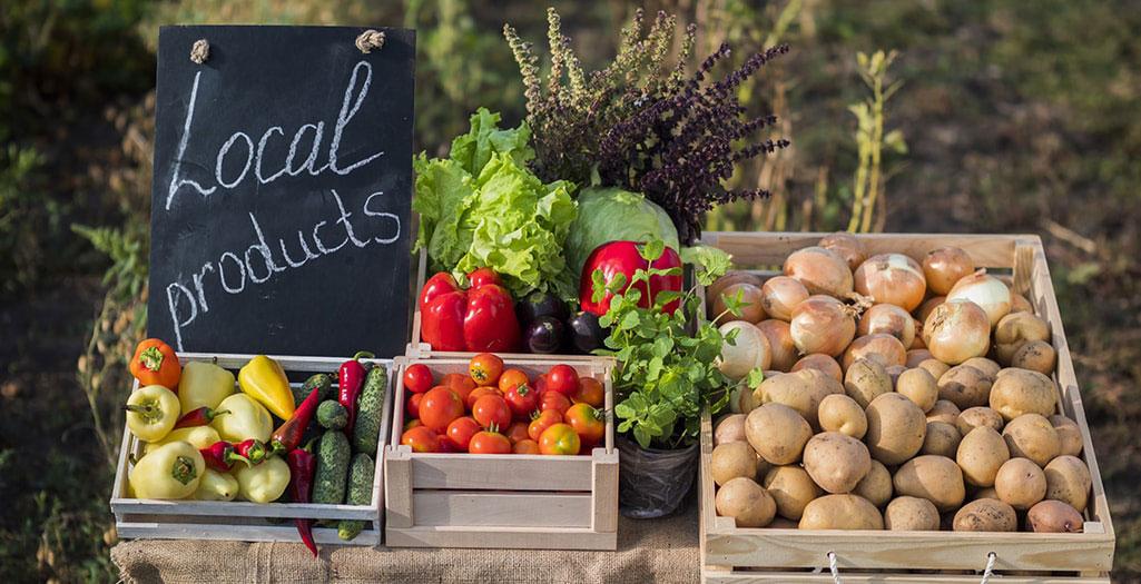 Los beneficios de los alimentos de proximidad y de temporada