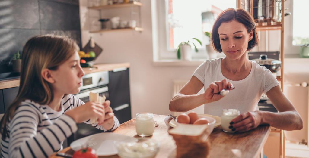 El Desayuno: qué es imprescindible que coman al levantarse