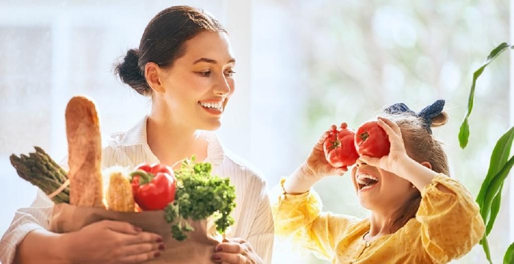 7 trucos para que los niños coman verduras