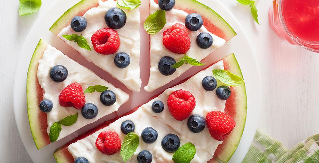 Frutas para niños y niñas