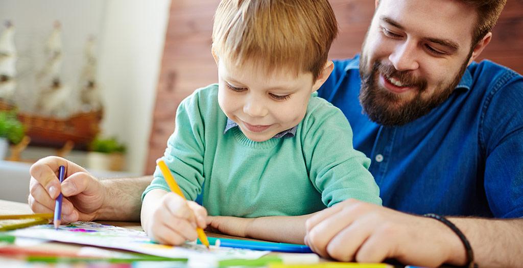 Juegos para niños y manualidades de Nutriplato