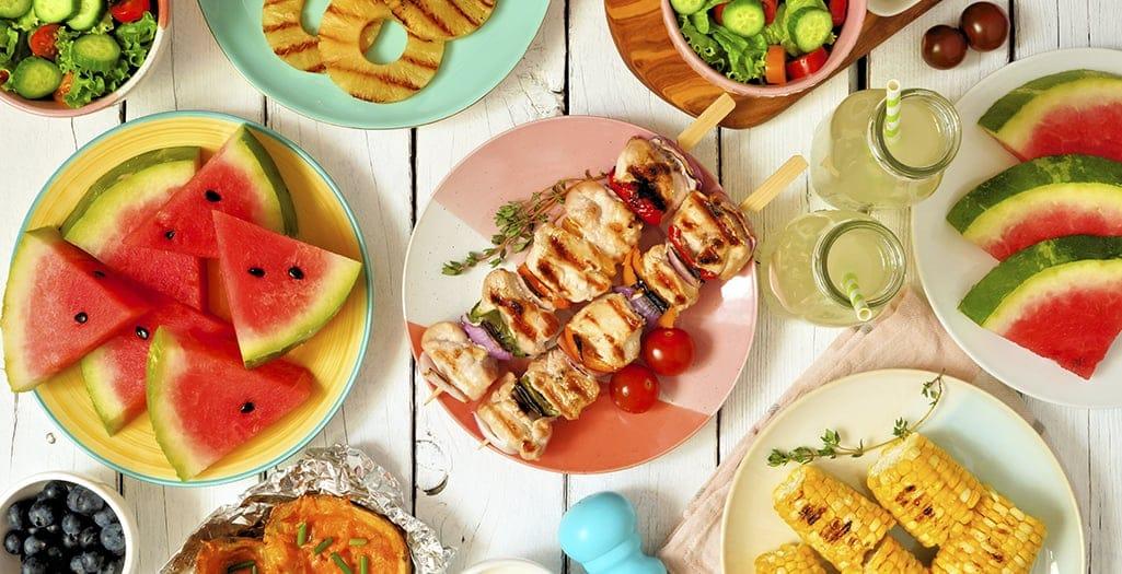 Comidas de verano para niños ¡menús y recetas veraniegas!