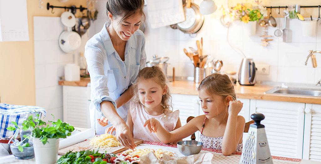 Menús de verano para niños
