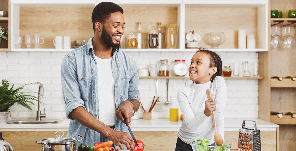 Recetas de cocina para niños fáciles y divertidas