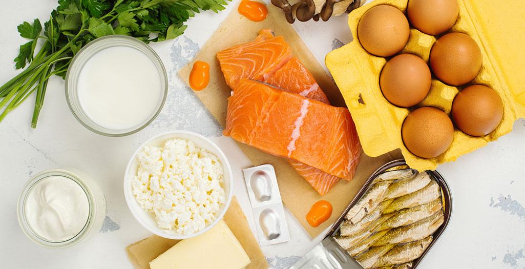 La importancia de la vitamina D en la alimentación infantil