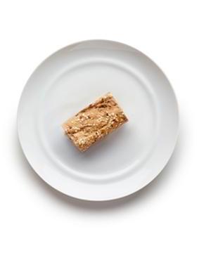 3-6 años: Pan integral. 30 gramos