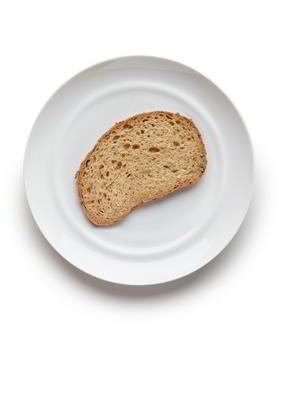 7-12 años: Pan. 30 gramos