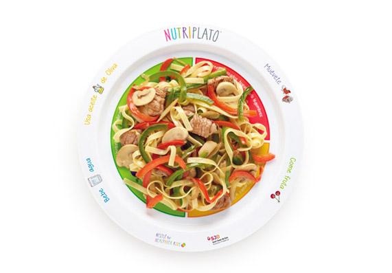 Receta wok de tallarines