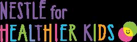 Logotipo de Nestlé for Healthier Kids